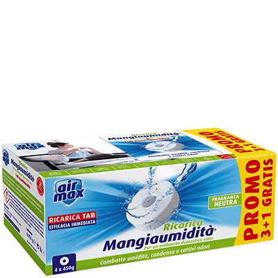 Air Max Dispositivo Mangiaumidità Ambiance 450g