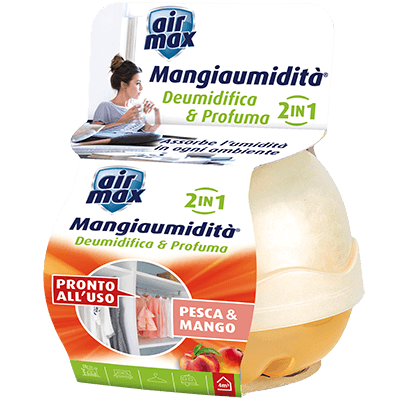 Kit Mangiaumidità Deo Mini Lavanda 40g