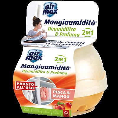 Kit Mangiaumidità Deo Mini Pesca Mango 40g