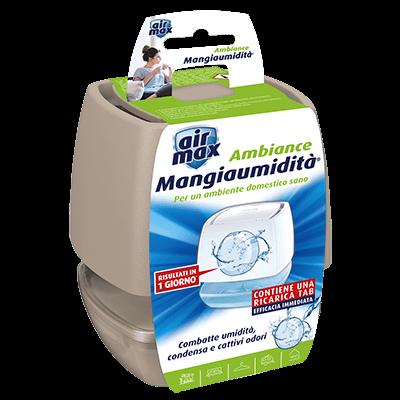 Air Max Dispositivo Mangiaumidità Ambiance Mini Beige 100g