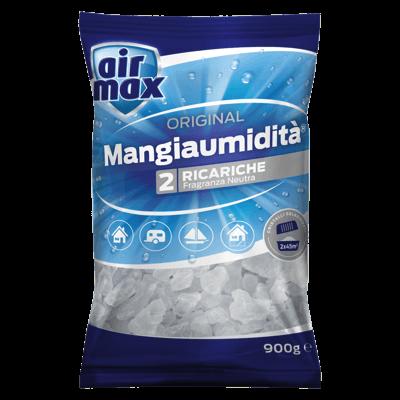 Air Max Dispositivo Mangiaumidità 1+1 450g + ricarica tab 450g