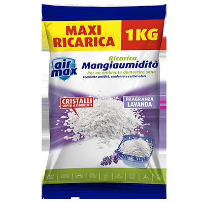 Air Max Mangiaumidità 1 ricarica Lavanda 1000g